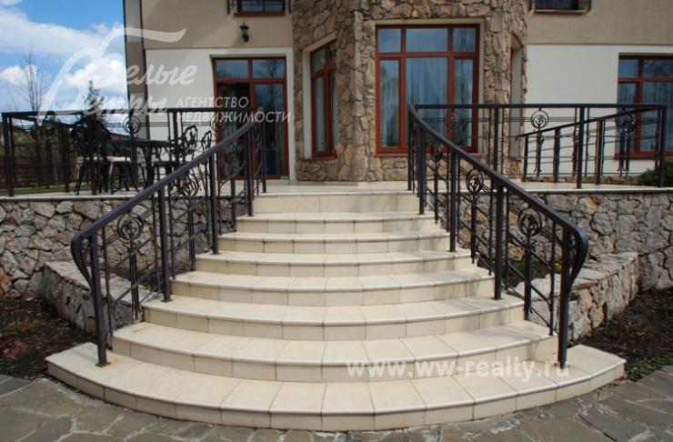 Лестница на веранду фото